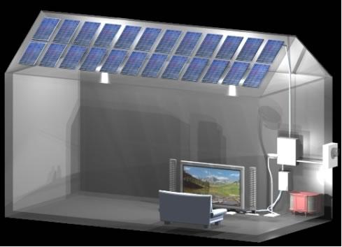 Photovoltaic solar energy system